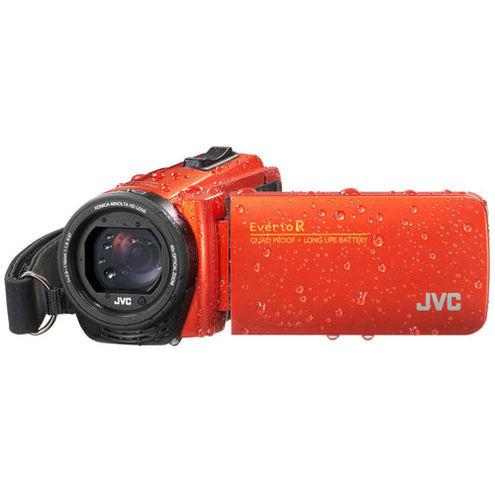 EverioR GZ-R460DU 4GB HD Quad-Proof Camcorder + Floats