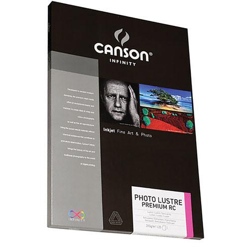 "17"" x 22"" Photo Lustre Premium RC - 310 gsm - 25 Sheets"