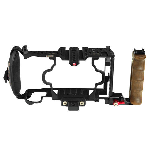 Blackmagic 4k Pocket Camera Basic Cage