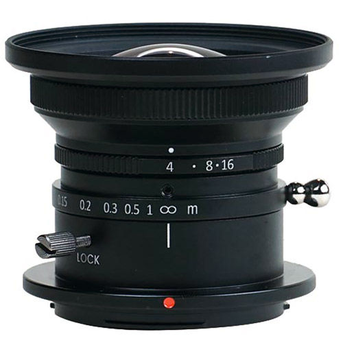 8mm f/4.0 Lens for mFT Mount