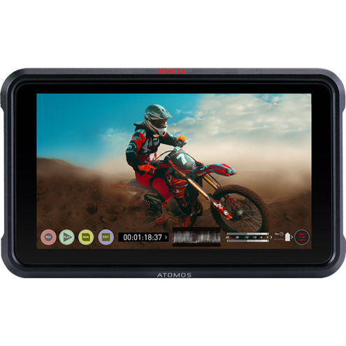 "Ninja V 5"" HDR Monitor - 4K60P ProRes Recorder Bundle w/ Accessory Kit"