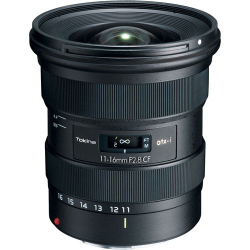ATX-I 11-16mm f/2.8 CF Lens for Canon EF Mount