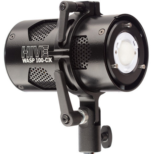 WASP 100-CX Open Face Omni-Color LED Light