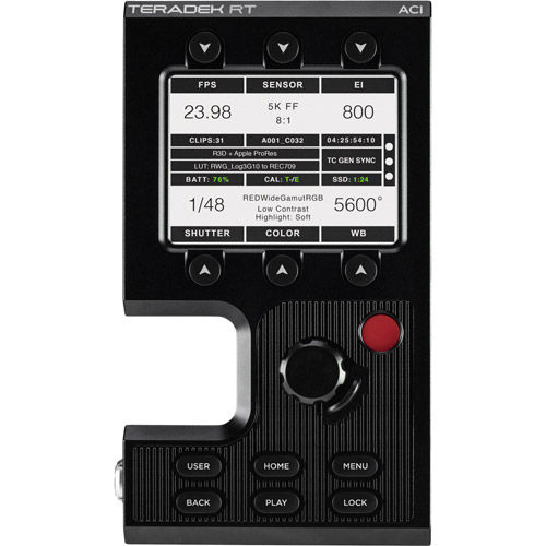 ACI Assistant Camera Interface