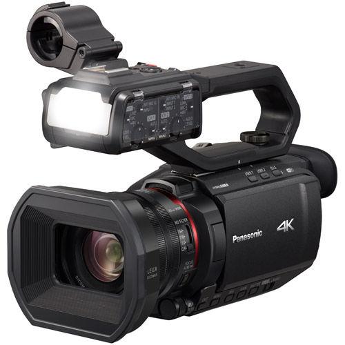 Panasonic HCX2000 4K 60p Director's Camcorder