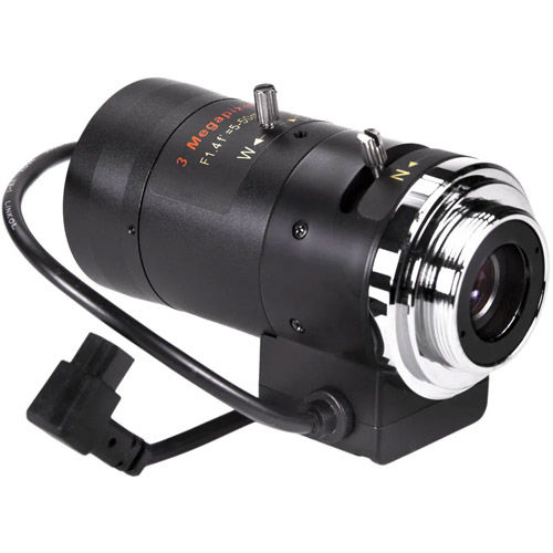 VS-M550-4 3MP CS-Mount 5-50mm IR Varifocal Lens
