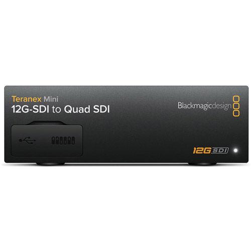 Teranex Mini - 12G-SDI to Quad SDI