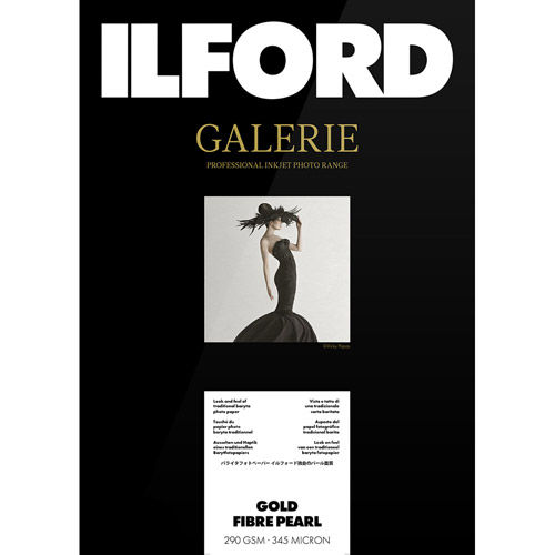 "13""x19"" Prestige Galerie Gold Fibre Pearl - 25 sheets"