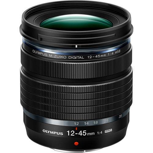 M.Zuiko ED 12-45mm f/4.0 PRO Lens
