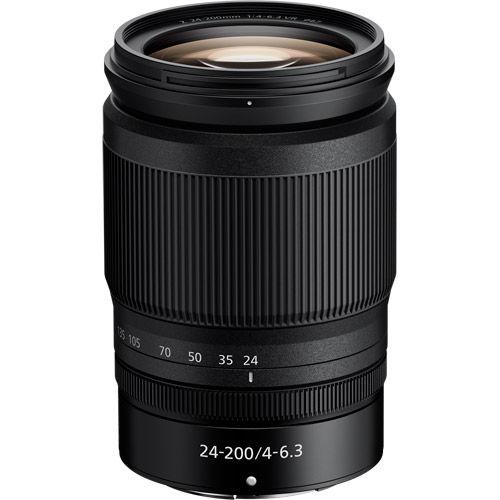 NIKKOR Z 24-200mm f/4.0-6.3 VR Lens