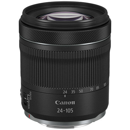 RF 24-105mm F4-7.1 IS STM