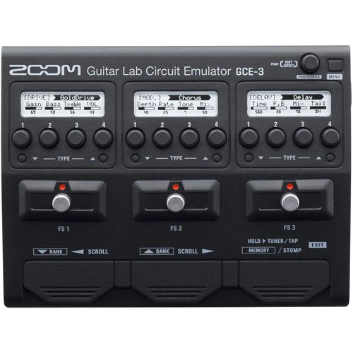 GCE-3 Guitar Lab Circuit Emulator