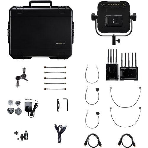 Bolt 2110-V Bolt 1500 12G-SDI/HDMI Wireless TX/RX Deluxe Set V-Mount