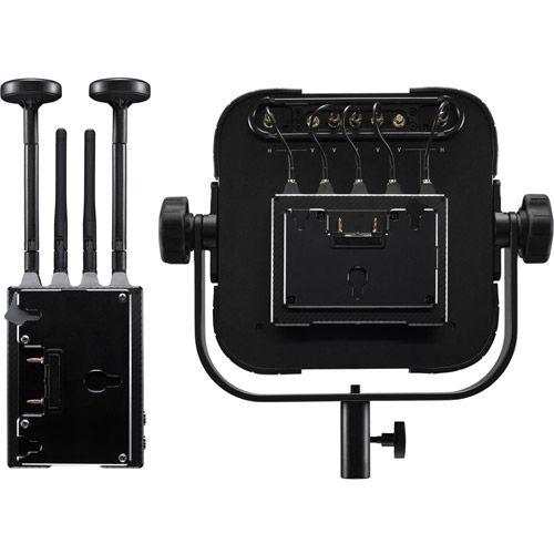 Bolt 2110-G Bolt Max 12G-SDI/HDMI Wireless TX/RX Deluxe Set Gold-Mount