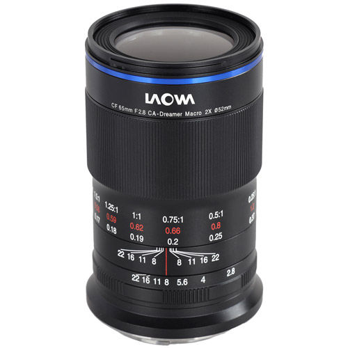 65mm f/2.8 2x Ultra Macro APO Lens FUJIFILM X Manual Focus Lens