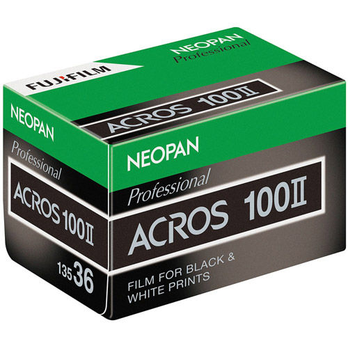 Neopan Acros 100 II 135/36 exposures
