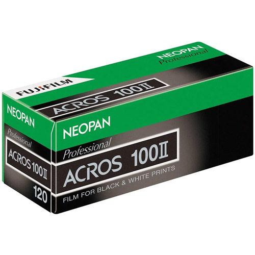 Neopan Acros 100 II 120/12 exposures