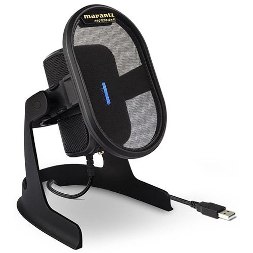 UMPIRE Desktop USB Condenser Microphone