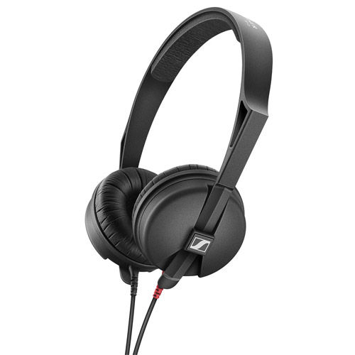 HD 25 LIGHT On-ear Closed Back Headphones for Studio and Live  Sound