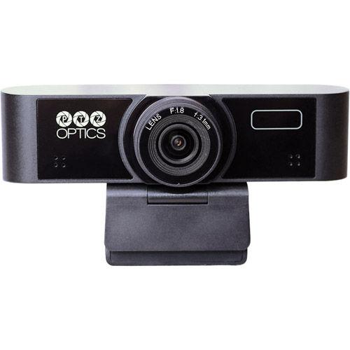 1080P USB Webcam , 80 HFOV 1920x1080, 30fps w/Dual Microphones USB 2.0 -Black
