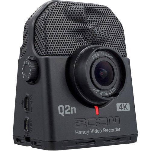 Q2n-4K Handy Video Recorder