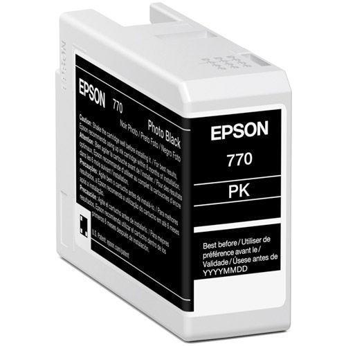 T770120 Photo Black Ink Cartridge 25 ml for P700