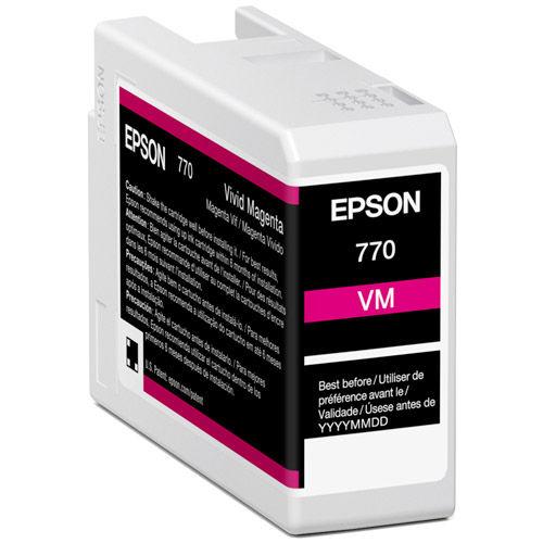 T770320 Magenta Ink Cartridge 25 ml for P700