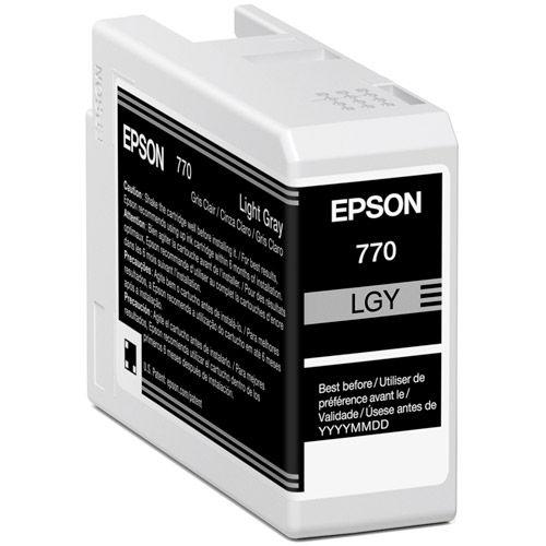 T770920 Light Gray Ink Cartridge 25 ml for P700