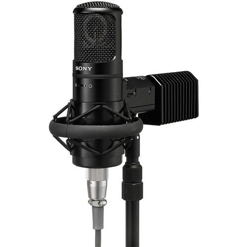 C800GPAC Vacuum Tube Condenser Microphone  with AC-MC800G Power Supply