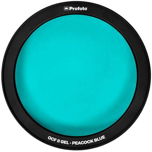 OCF II Gel - Peacock Blue