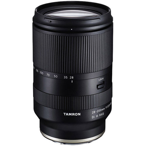 28-200mm f/2.8-5.6 Di III RXD Lens for Sony E Mount