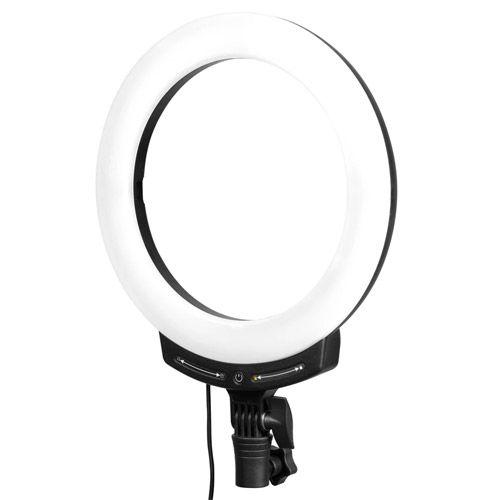Halo 10 LED Ring Light - 2700K-6500K, 9.6W x 2