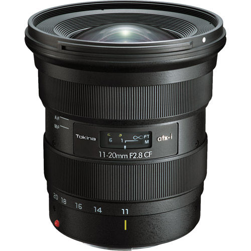 ATX-I 11-20mm f/2.8 CF Lens for Canon EF Mount