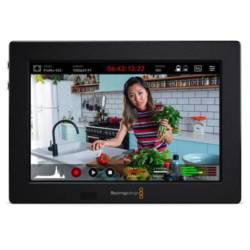 """Video Assist 7"""" 3G-SDI/HDMI Recording Monitor"""