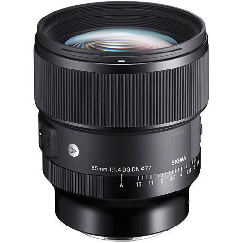 ART 85mm f/1.4 DG DN HSM Lens for L-Mount
