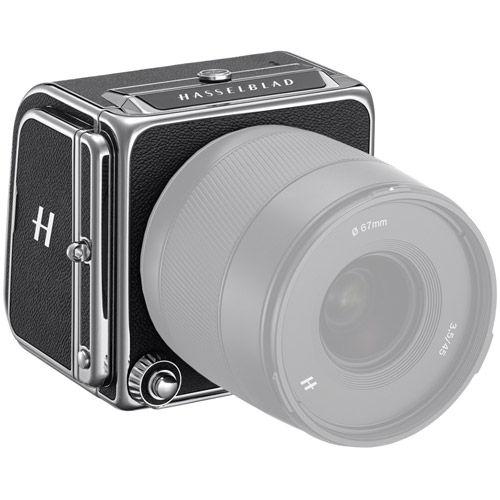 907X 50C Medium Format Digital Body (inc. CFV II 50C Digital Back)