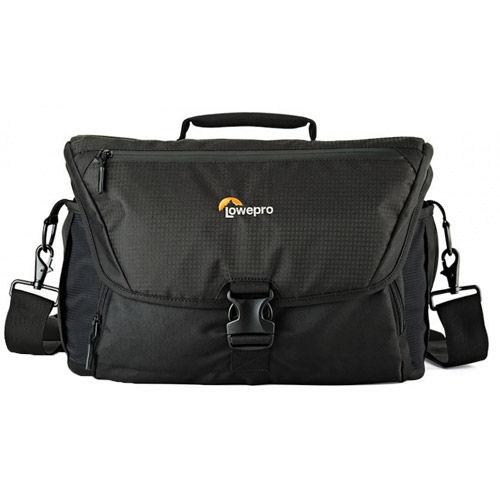 Image of Lowepro Nova 200 AW II Camera Bag - Black