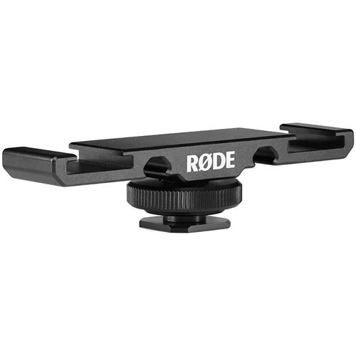 DCS-1 Dual Cold Shoe Mount -Works with SC11