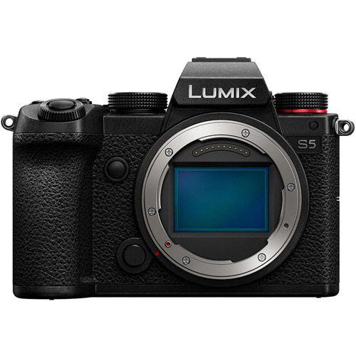 Lumix DC-S5 Mirrorless Body