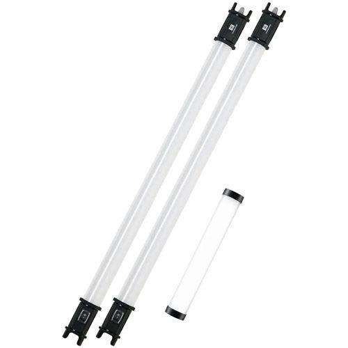 PavoTube 15C 2 ft 16w x2, RGBW LED Tube *Promo* with PavoTube II 6C RGBWW LED Exp Oct 15 2020