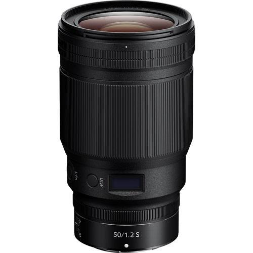 NIKKOR Z 50mm f/1.2 S Lens