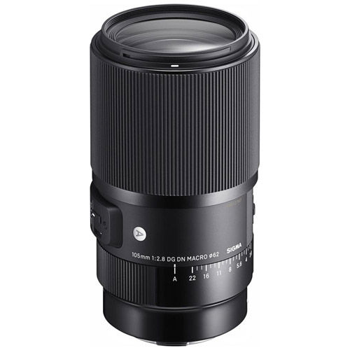 105mm f/2.8 DG DN Macro Art Lens for L-Mount