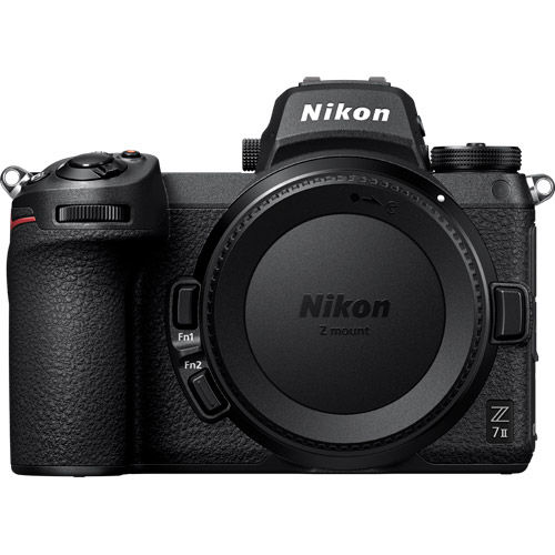 Image of Nikon Z7II Mirrorless Body