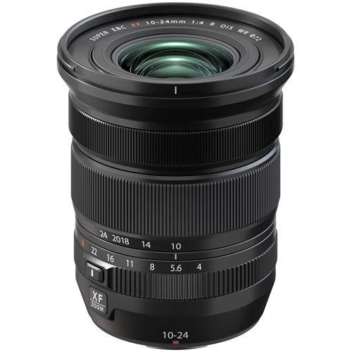 Fujinon XF 10-24mm f/4.0 R OIS WR Lens