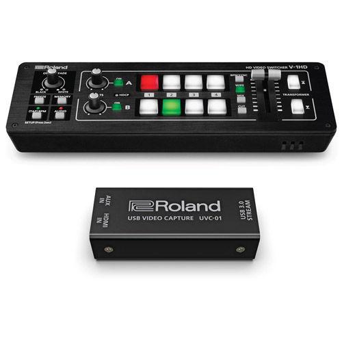 V-1HD Streaming Bundle Kit with UVC-01