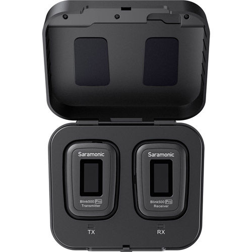 Blink 500 PRO B1 Kit 3.5mm 2.4G 1x Dual RX, 1 x TX , 1x Lav Mic
