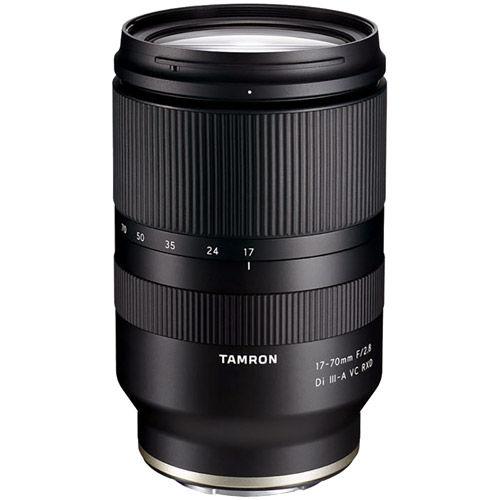 17-70mm f/2.8 Di III-A VC RXD Lens for Sony E Mount (APS-C)