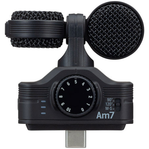 Am7 Android Stereo Microphone