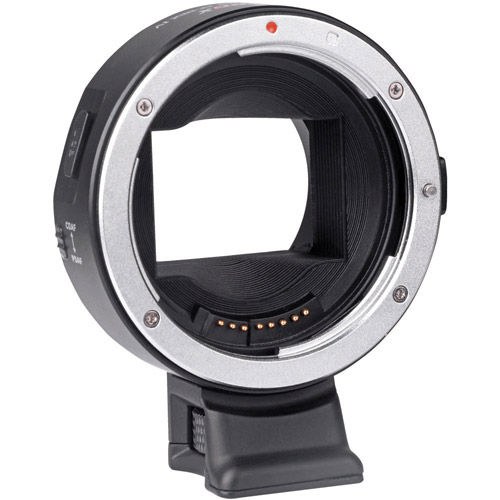 Auto Focus Mount Adapter for Canon EF/EFS to (some)  Lens Used for some Sony and Full frame A7