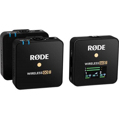 WIRELESS GO II Wireless Microphone System